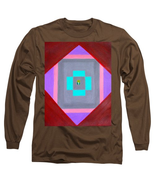 The Seed Long Sleeve T-Shirt by Lorna Maza