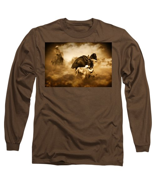 The Takedown Long Sleeve T-Shirt