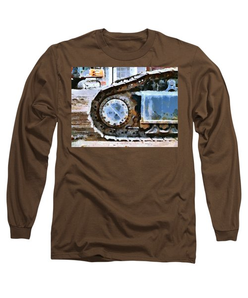 The Tears Of My Tracks Long Sleeve T-Shirt