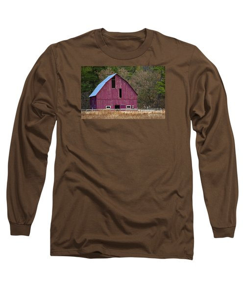 The Test Of Time... Long Sleeve T-Shirt by Nina Stavlund