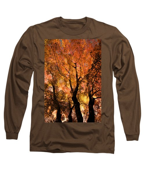 The Trees Dance As The Sun Smiles Long Sleeve T-Shirt