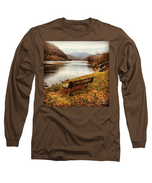 The View Long Sleeve T-Shirt by Kerri Farley