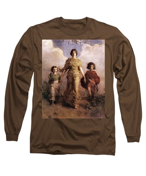 The Virgin Long Sleeve T-Shirt