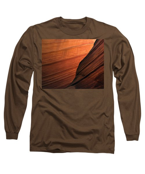 'the Wave' North Coyote Buttes 47 Long Sleeve T-Shirt