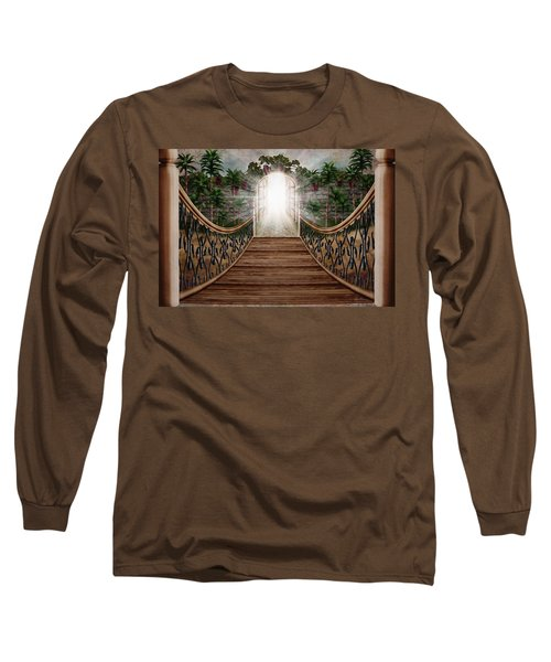 The Way And The Gate Long Sleeve T-Shirt