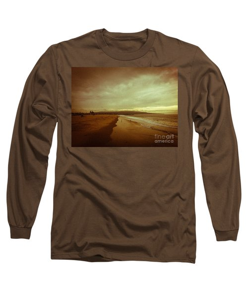 The Winter Pacific Long Sleeve T-Shirt