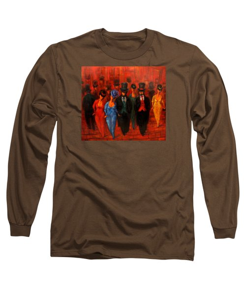 Theatre Night  Long Sleeve T-Shirt