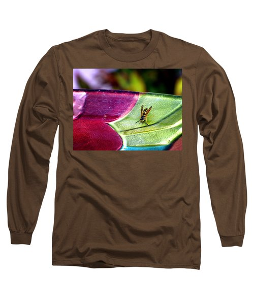 Long Sleeve T-Shirt featuring the photograph Thirsty by Greg Simmons