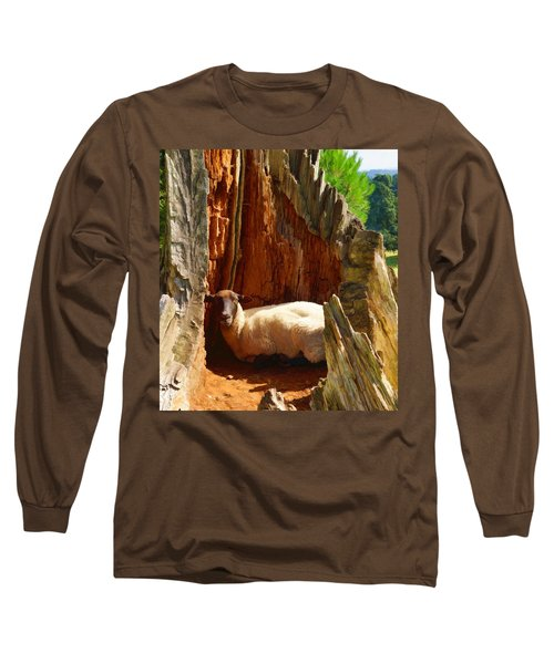 This Is My Spot Long Sleeve T-Shirt