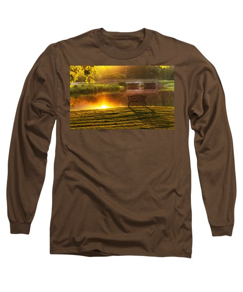 This Old Bridge Long Sleeve T-Shirt
