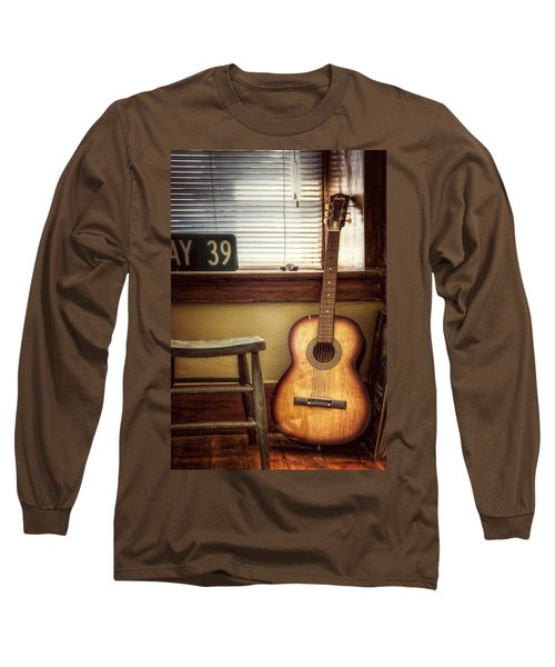 This Old Guitar Long Sleeve T-Shirt