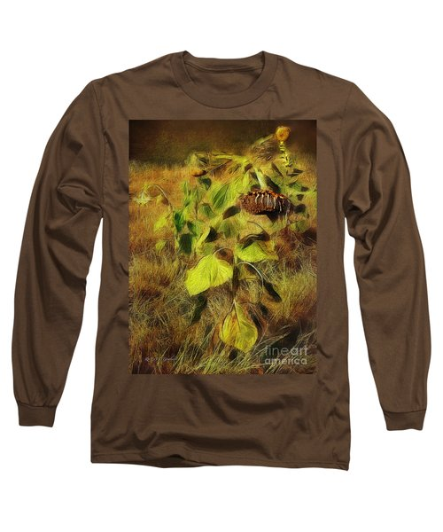 Time Is The Enemy Long Sleeve T-Shirt