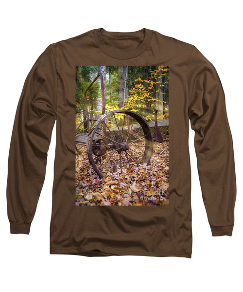 Time Gone By Long Sleeve T-Shirt