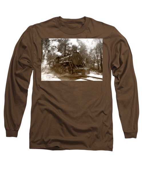 Time Traveler Long Sleeve T-Shirt
