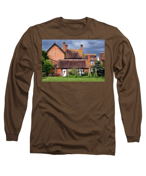 Timeless Long Sleeve T-Shirt by Keith Armstrong
