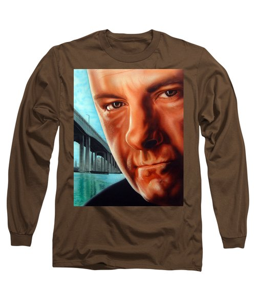 Tony Boss Of Bosses Long Sleeve T-Shirt