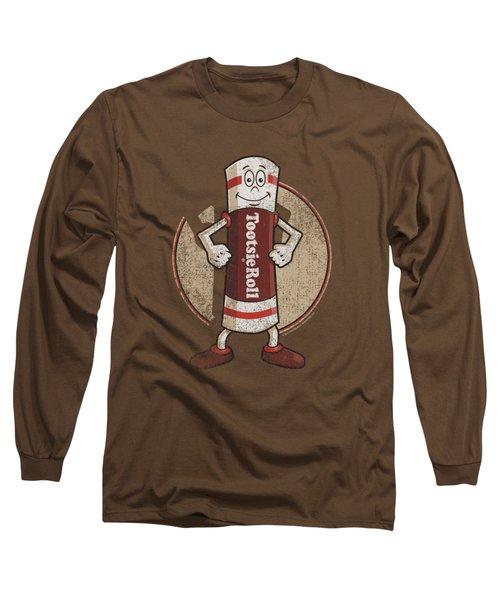 Tootsie Roll - Tootsie Man Long Sleeve T-Shirt