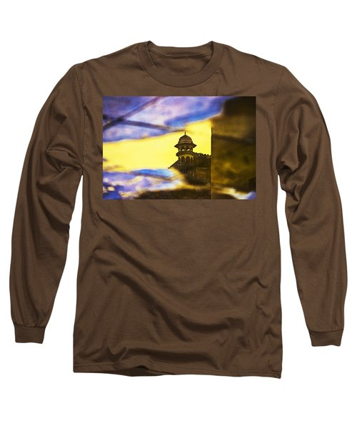 Tower Reflection Long Sleeve T-Shirt