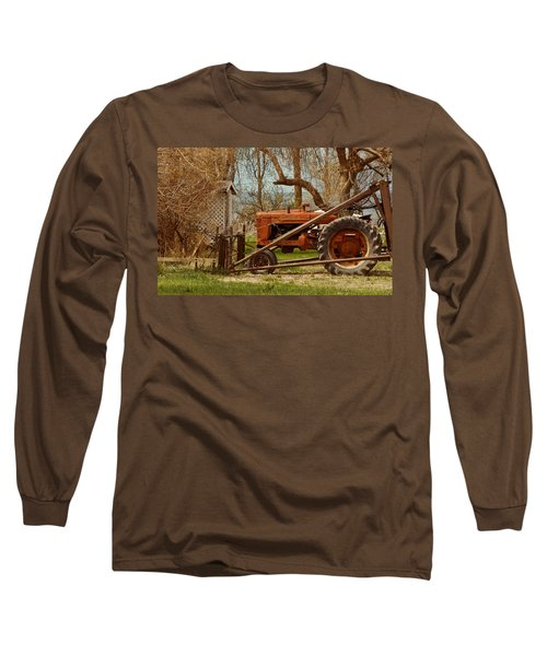Tractor On Us 285 Long Sleeve T-Shirt