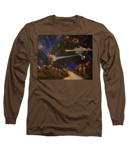 Trek Adventure Long Sleeve T-Shirt