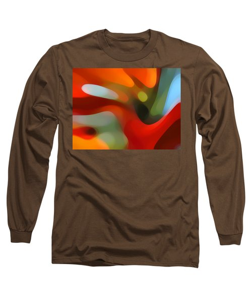 Tree Light 4 Long Sleeve T-Shirt