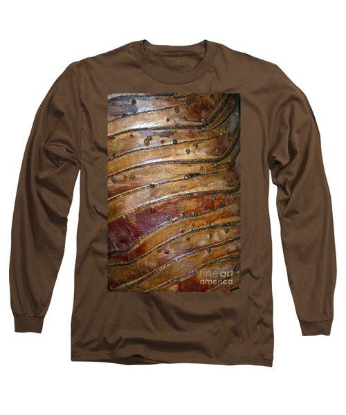 Tree Patterns Long Sleeve T-Shirt