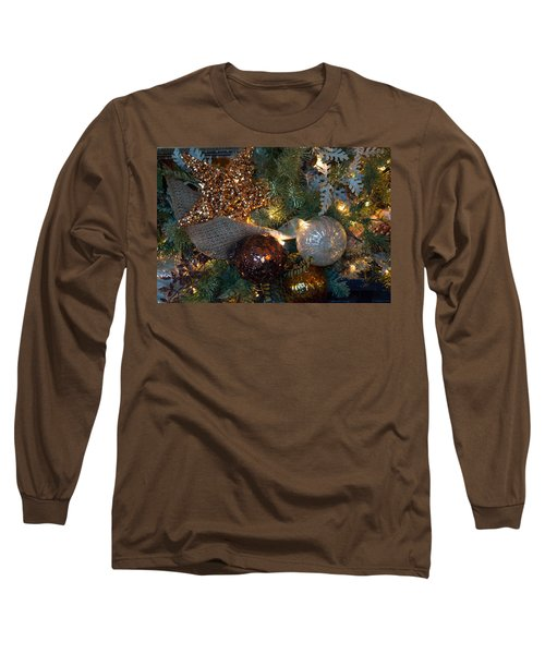 Long Sleeve T-Shirt featuring the photograph Tree Trimmings by Patricia Babbitt