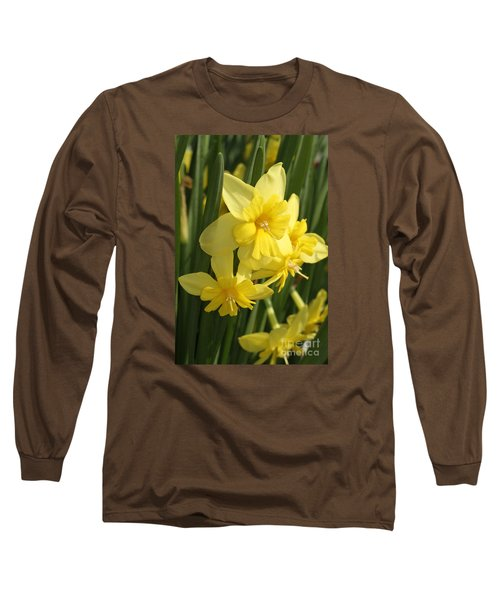 Tripartite Daffodil Long Sleeve T-Shirt