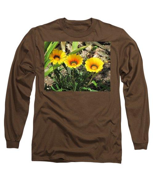 Triplets Long Sleeve T-Shirt
