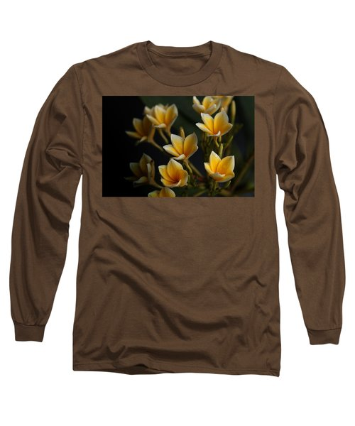 Long Sleeve T-Shirt featuring the photograph Tropic Welcome by Miguel Winterpacht