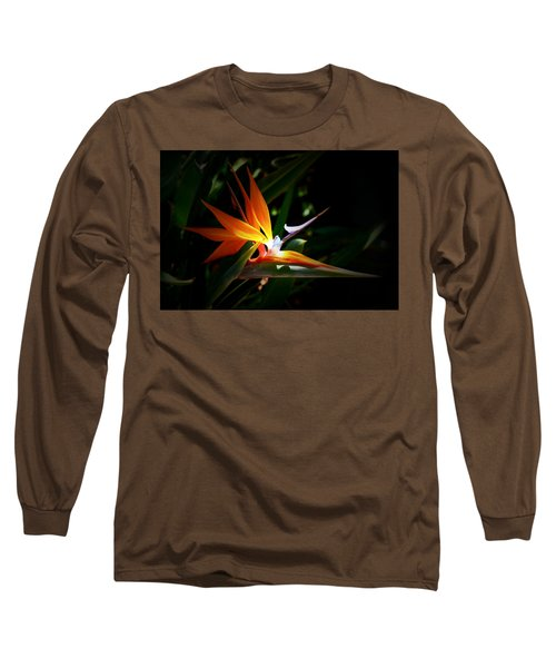 Tropical Bloom Long Sleeve T-Shirt