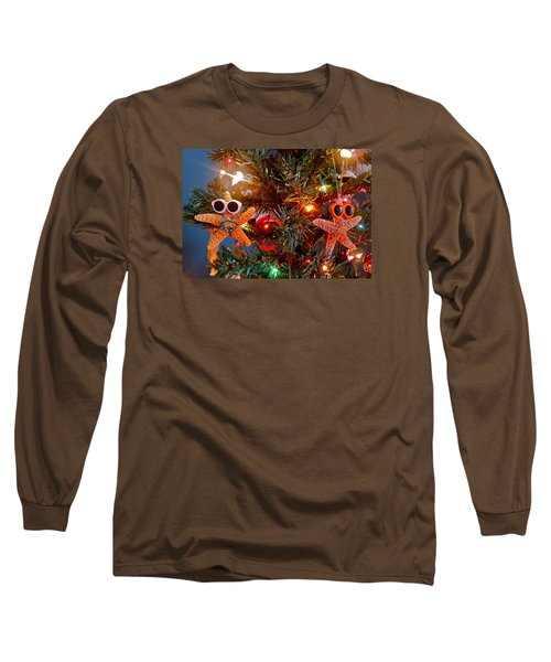Tropical Hoildays Long Sleeve T-Shirt