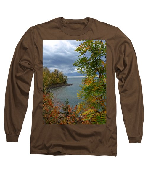 Tropical Mountain Ash Long Sleeve T-Shirt