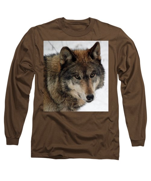 Long Sleeve T-Shirt featuring the photograph Trusting by Richard Bryce and Family