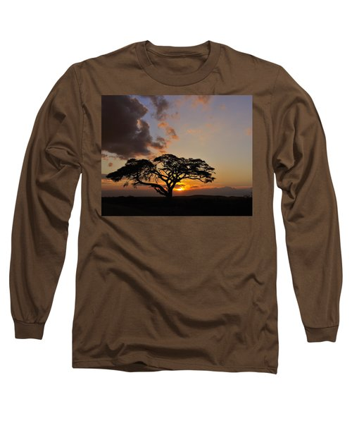 Tsavo Sunset Long Sleeve T-Shirt