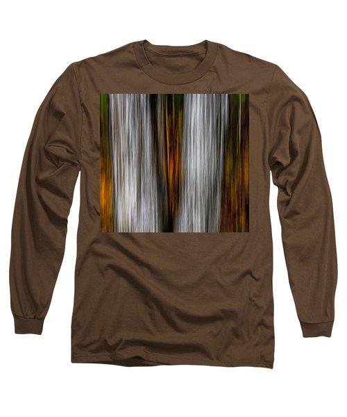 Twin Trunks Long Sleeve T-Shirt