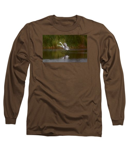 Long Sleeve T-Shirt featuring the photograph Twinkle Toes by Leticia Latocki