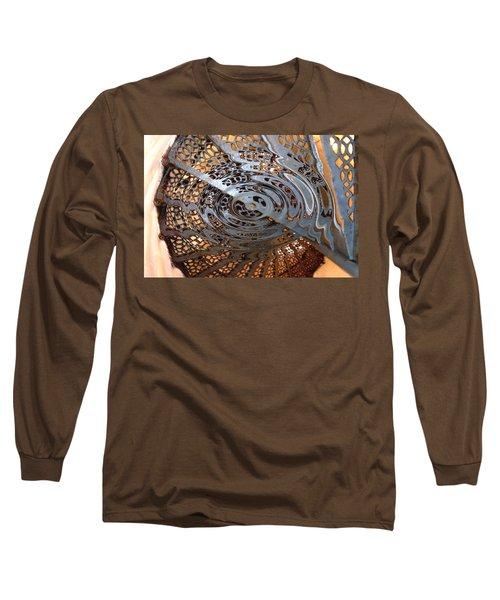 Twist Of Steel Long Sleeve T-Shirt