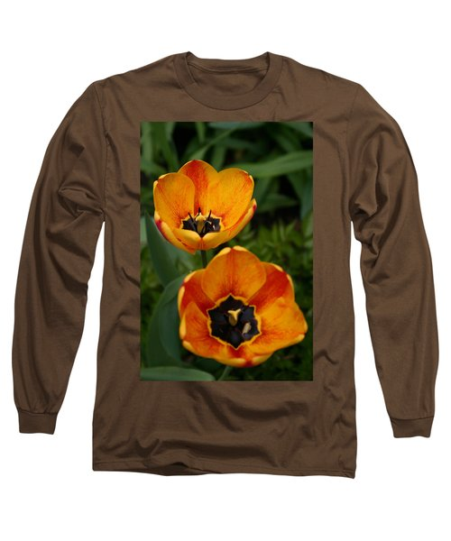 Two Tulips Long Sleeve T-Shirt