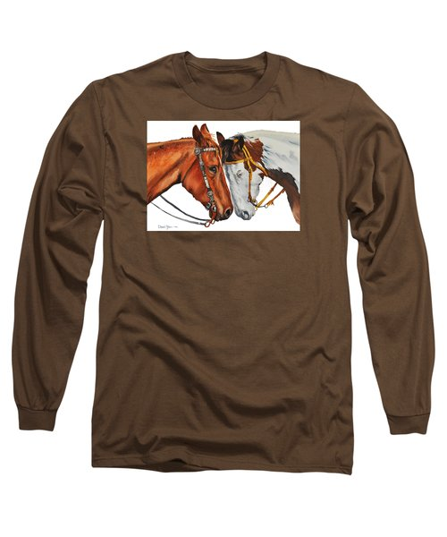 Da160 Twogetherness Daniel Adams Long Sleeve T-Shirt