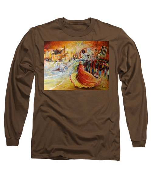 Una Vida Long Sleeve T-Shirt