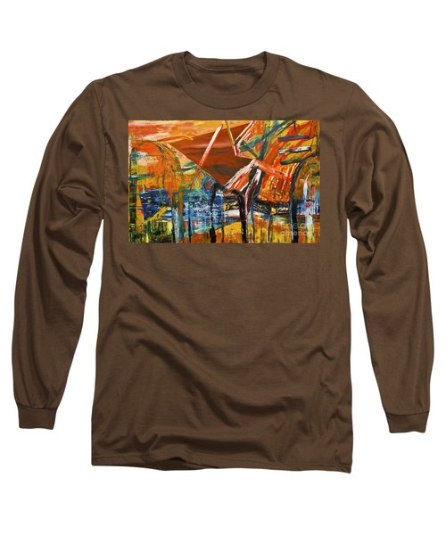 Undergrowth V Long Sleeve T-Shirt