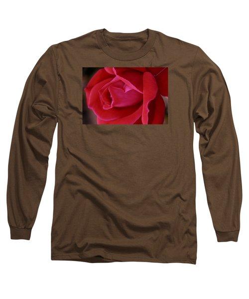 Unfolding Glory Long Sleeve T-Shirt