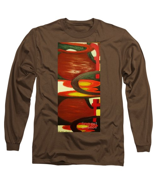 Unique I Long Sleeve T-Shirt