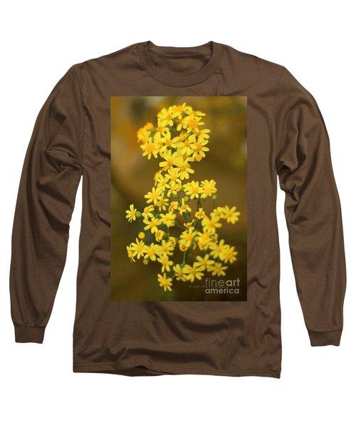 Unknown Flower Long Sleeve T-Shirt