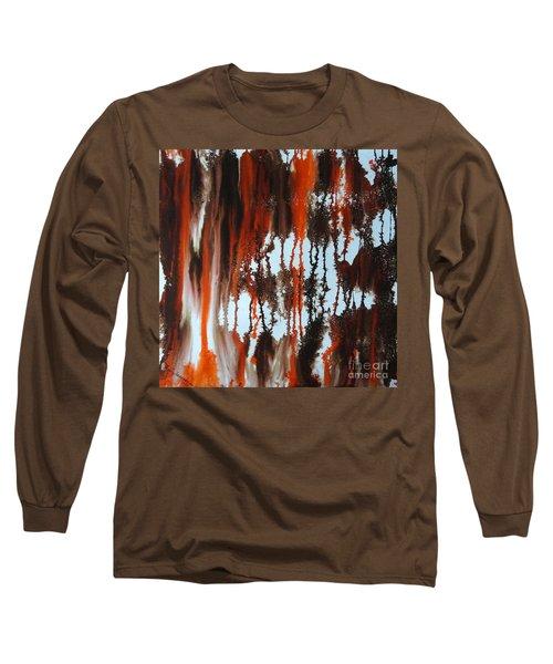 Sunrise Of Duars Long Sleeve T-Shirt