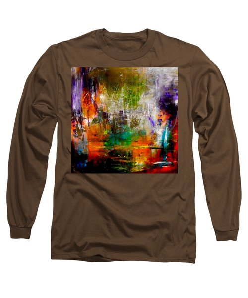 Reflecting Back Long Sleeve T-Shirt