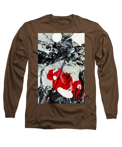Untitled Number Two  Long Sleeve T-Shirt