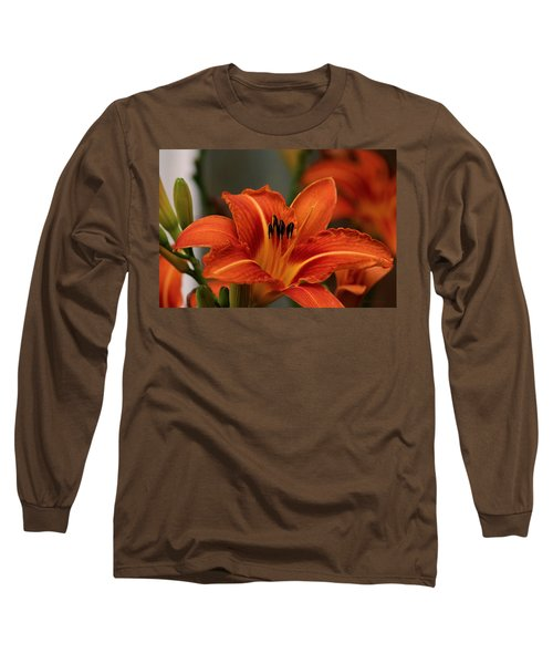 Up Close And Personal Two Long Sleeve T-Shirt