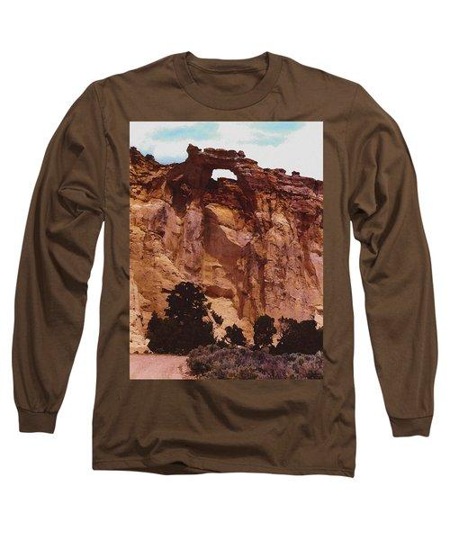 Utah Arch Long Sleeve T-Shirt
